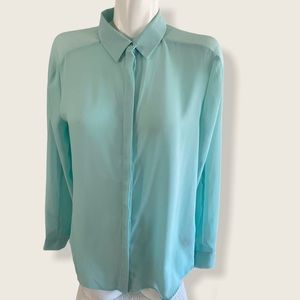 NWT Suzy Shier Long Sleeve Blouse